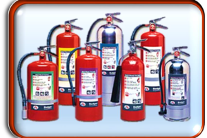 Fire Extinguisher Products