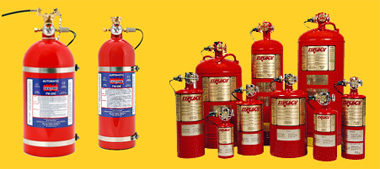 Marine Fire Extinguishers