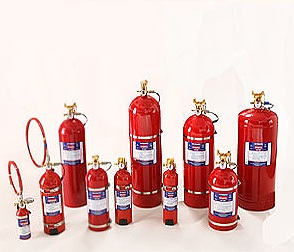 sea-fire pre-engineered boat extinguishers