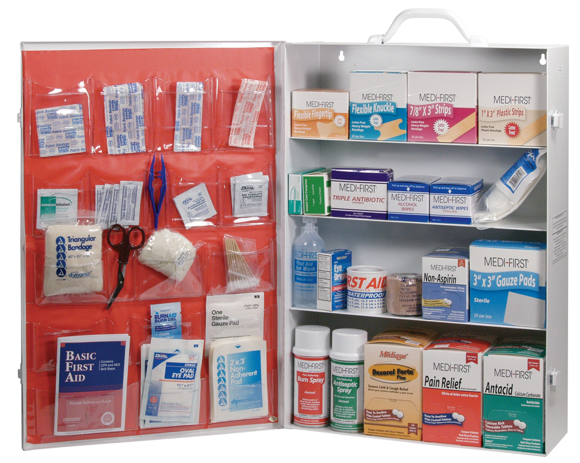 first aid box for commercial use