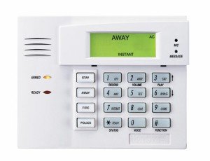 Honeywell 20P Vista Burglary Panel
